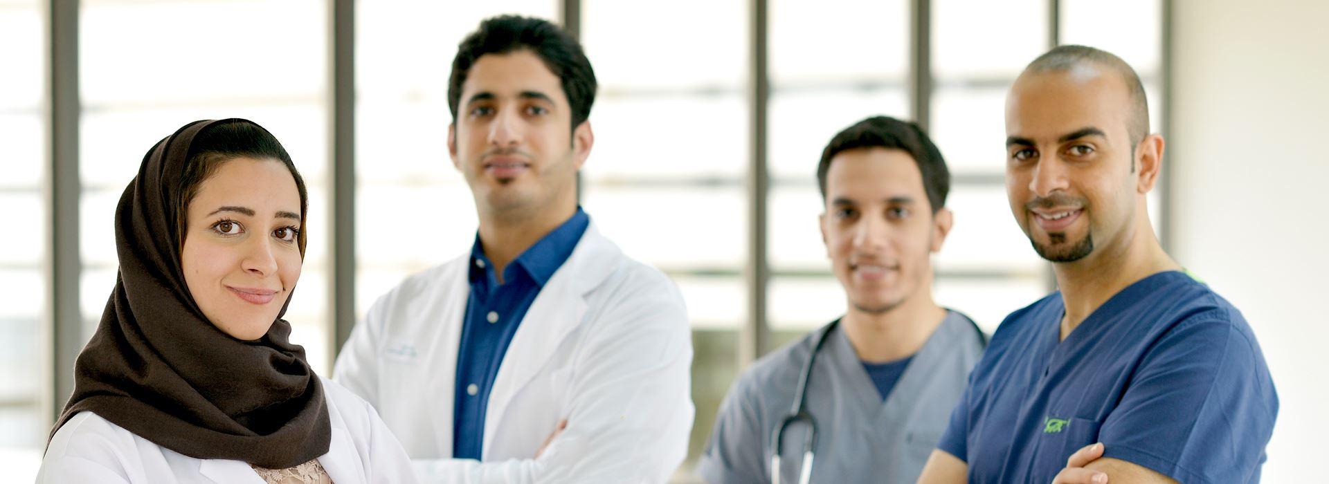 الوظائف مركز جونز هوبكنز أرامكو الطبي